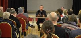 Hugh Cornwell: 'Arnold Drive' March 18th 2015
