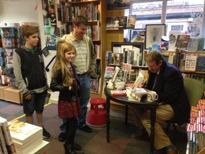 Book Signing – John Challis: November 1st 2014