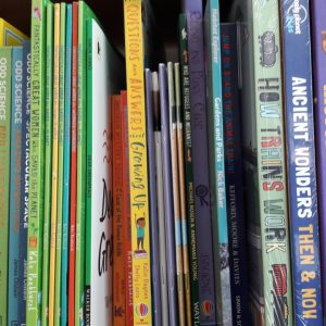 Childrens' Non Fiction/Educ